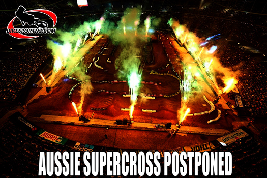 Superecross postponed for 2020