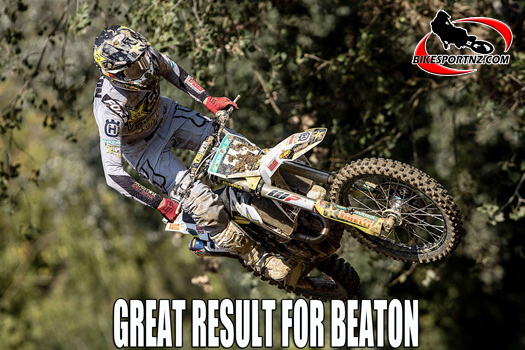 Best result even for Aussie Jed Beaton