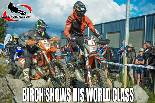 Birch wins 2020 edition of Husky Hard Adventure Enduro