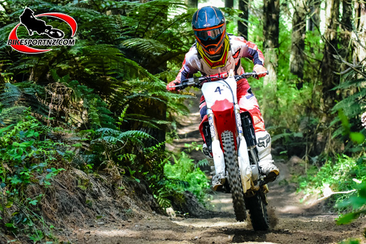 """Best Race Ever"" feature item on the BikesportNZ.com web site. Photo by Andy McGechan, BikesportNZ.com"