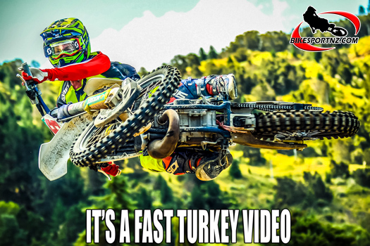 Another Fast Turkey motocross video production