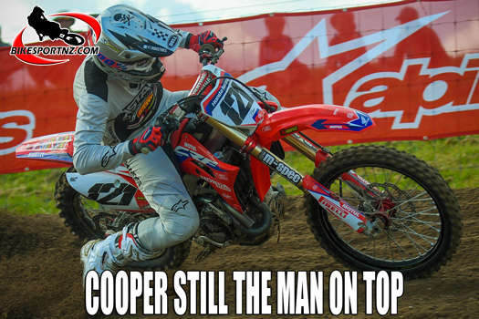 Cody Cooper wins MX1 at MX Fest
