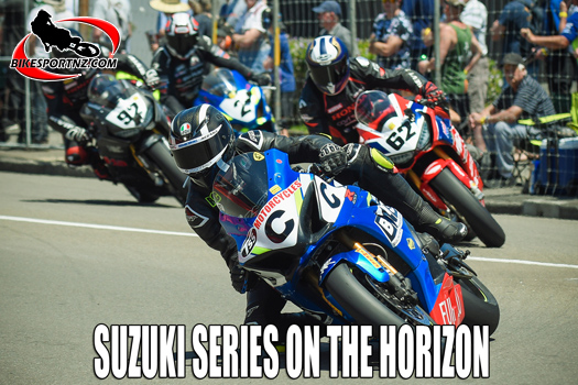 Suzuki Series more intense in 2020