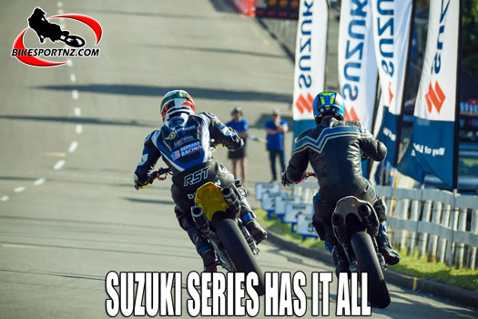 Suzuki International Series has it all