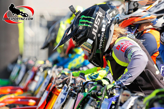 2021 60th annual NZ Motocross GP at Woodville