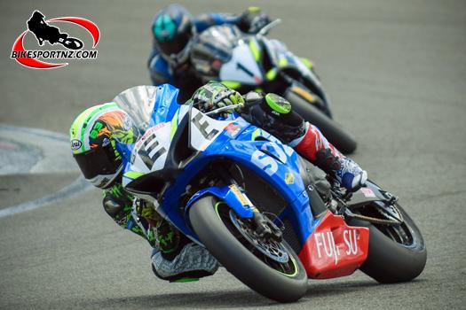 Levels International Raceway has NZSBK this weekend