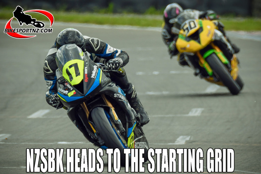New Zealand Superbike Champs begin in Christchurch