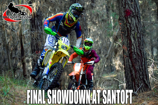 Final rounds in Santoft Forest