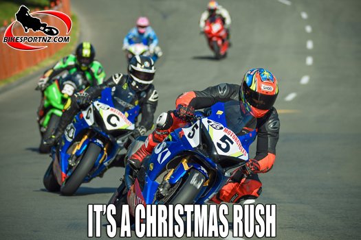 It will still be a Christmas rush on Boxing Day