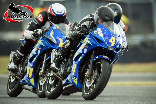 GIXXER Cup racing inspires and motivates