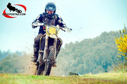 """CAPTION: """"Best Race Ever"""" feature item on the BikesportNZ.com web site. Photo by Andy McGechan, BikesportNZ.com"""