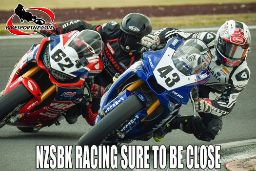 NZ Superbike Champs sure to be close