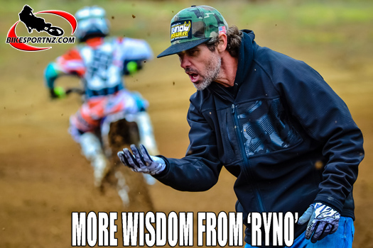 American MX legend Ryan 'Ryno' Hughes shares his wisdom