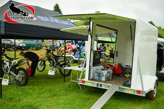 Kea Trailers serving the bike community