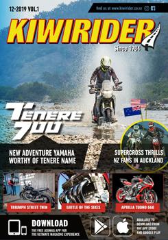 Kiwi Rider magazine on-line