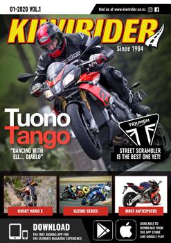 Kiwi Rider magazine is right here on BikesportNZ.com