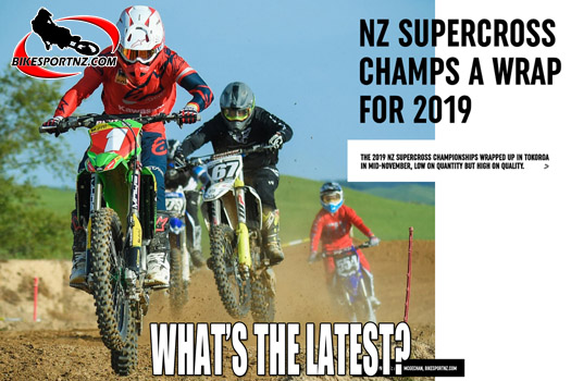 Kiwi Rider magazine is on-line right here on BikesportNZ.com