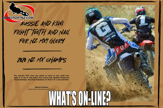 Kiwi Rider magazine is on-line here