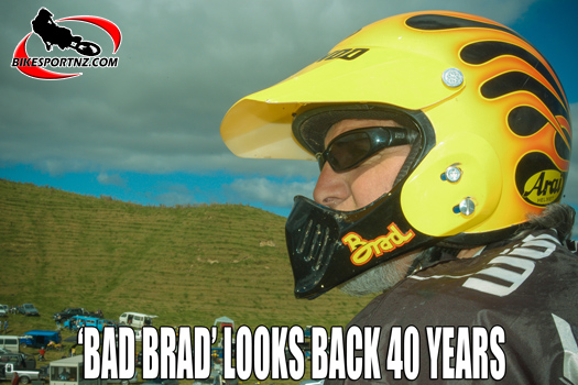 'Bad Brad' Lackey looks back 40 years