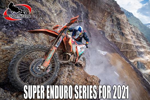 New enduro world championship