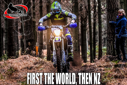 Hamish Macdonald wins NZ Enduro Champs
