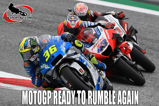 MotoGP hits the Misano circuit this weekend