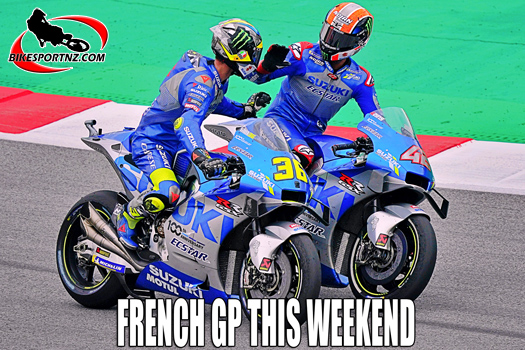 Le Mans in France to host round 10 of MotoGP