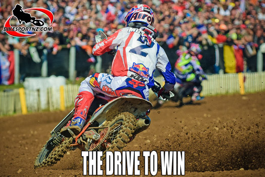 The drive to win ... what does it take?