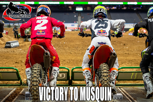 Marvin Musquin wins in Salt Lake City