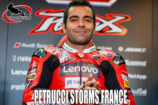 Danilo Petrucci wins at Le Mans
