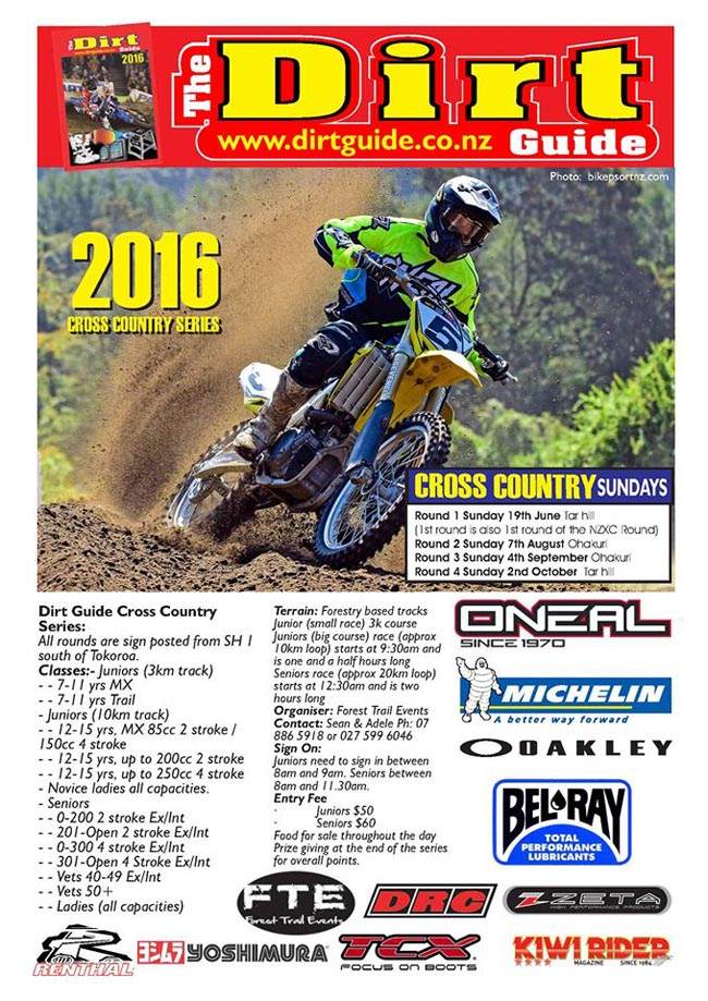 Poster-Dirt Guide Series 2016-a