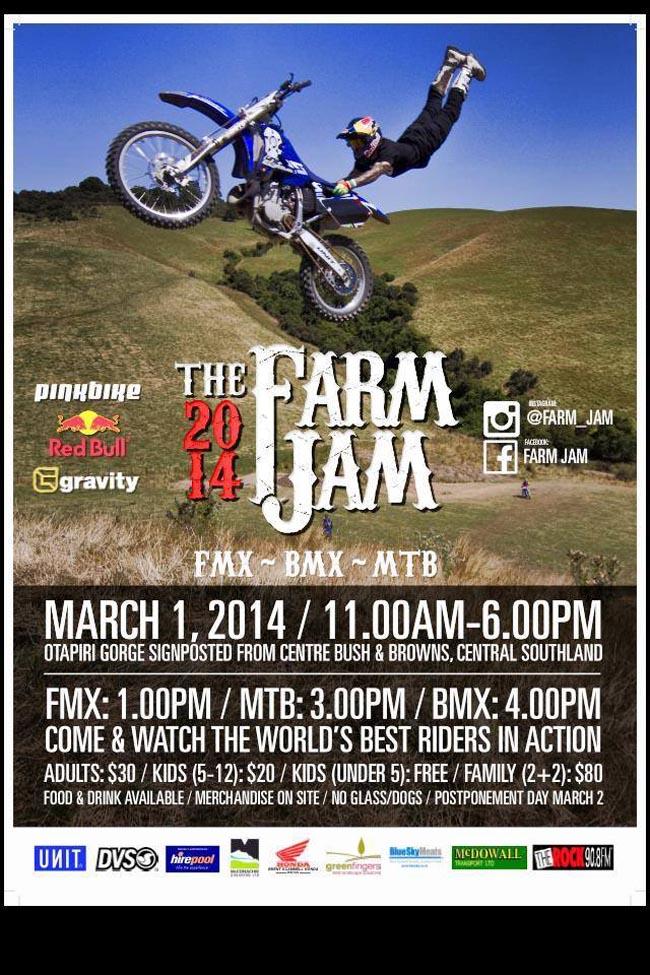 Poster-Farm Jam 2014-a