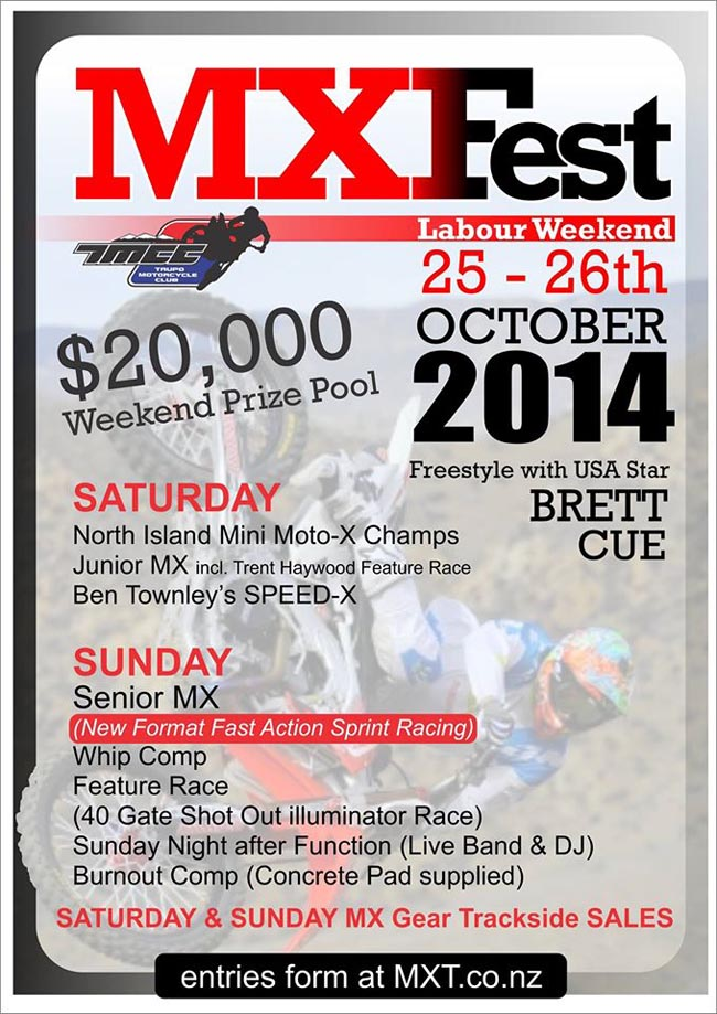 Poster-Labour Weekend Taupo MX-2014-a