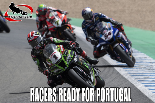 Portugal beckons to WSBK riders