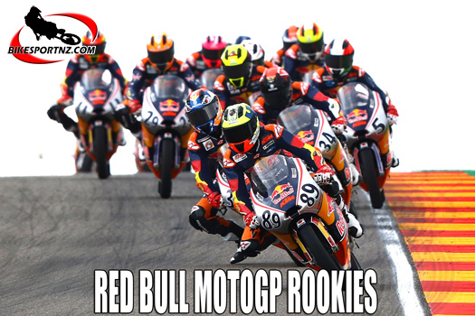 Red Bull MotoGP Rookies Cup 2020