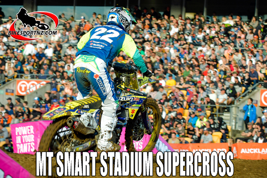 Supercross at Mt Smart Stadium this Saturday