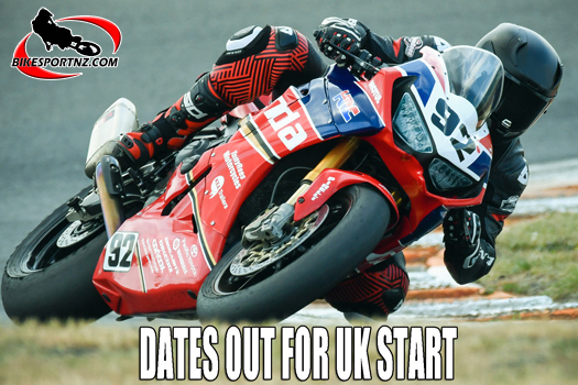 British Superbike Champs date changes announced