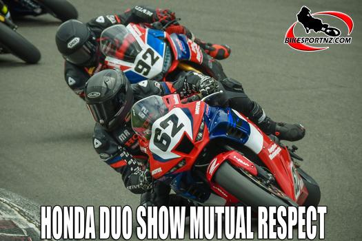 Whakatane brothers have mutual respect