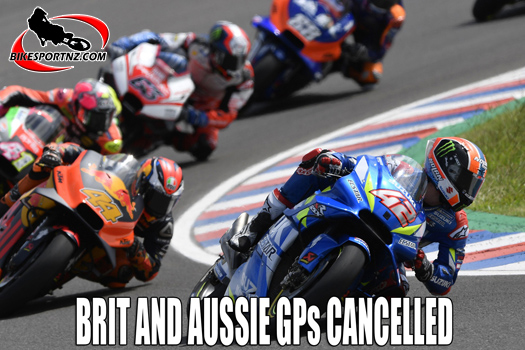 Brit and Aussie GPs cancelled