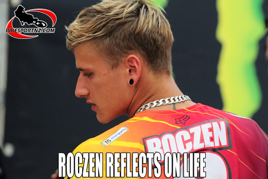 Ken Roczen reflects on where he is at with motocross