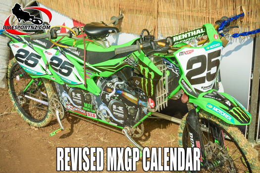 MXGP calendar revised yet again