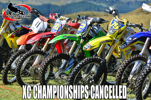 NZ Cross-country Champs cancelled for 2020