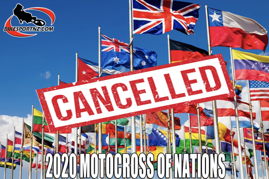 2020 Motocross of Nations cancelled