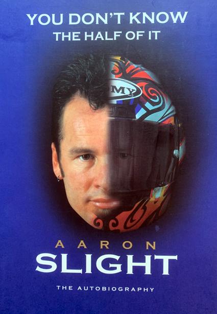 Aaron Slight book well worth a read