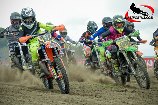 New Zealand motocross gets the green light