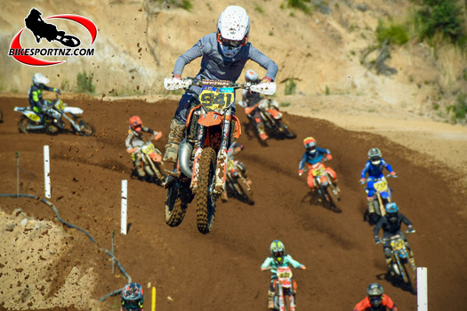 NZ Junior MX Champs wraps up in the Bay of Plenty