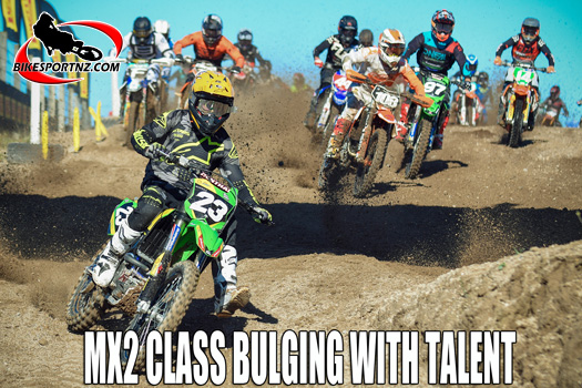 MX2 class was bulging with talent