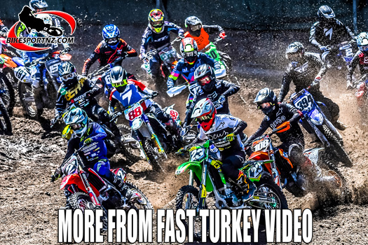 Bonus motocross video from Fast Turkey Video