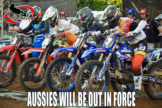 Aussies flock to US for Supercross season