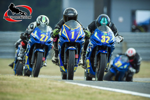 GIXXER Cup best thing to happen to NZ road-racing scene